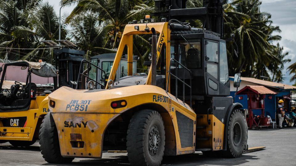 What should you consider when buying a forklift?